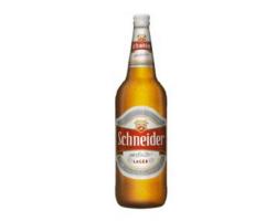 Cerveza en botella...