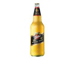 Cerveza miller x 1 litro...