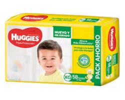 Huggies promo pack...