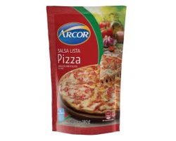 Salsa pizza arcor x 340g