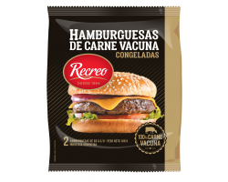 hamburguesas recreo paquete...