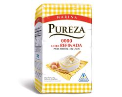 harina pureza refinada 0000...