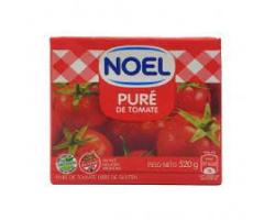 pure de tomate noel x 520g...